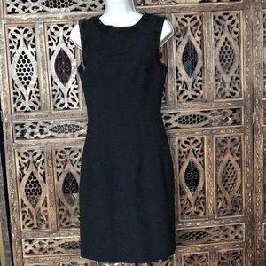 D&G black sleeveless dress Size 42 (US 4) Italy